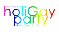 HoliGay Party