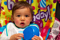Liam's 1st Birthday